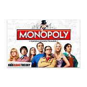 Monopoly - Agymenők kiadás magyar nyelvű